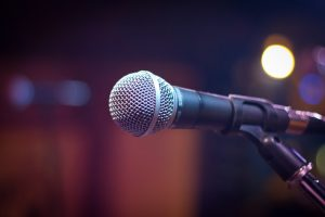 black-and-gray-microphone-164829